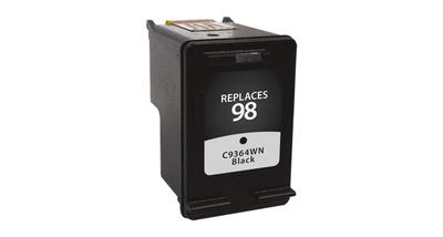 HP98 C9364WN ---BLACK (Item#130)... (INK REFILL)